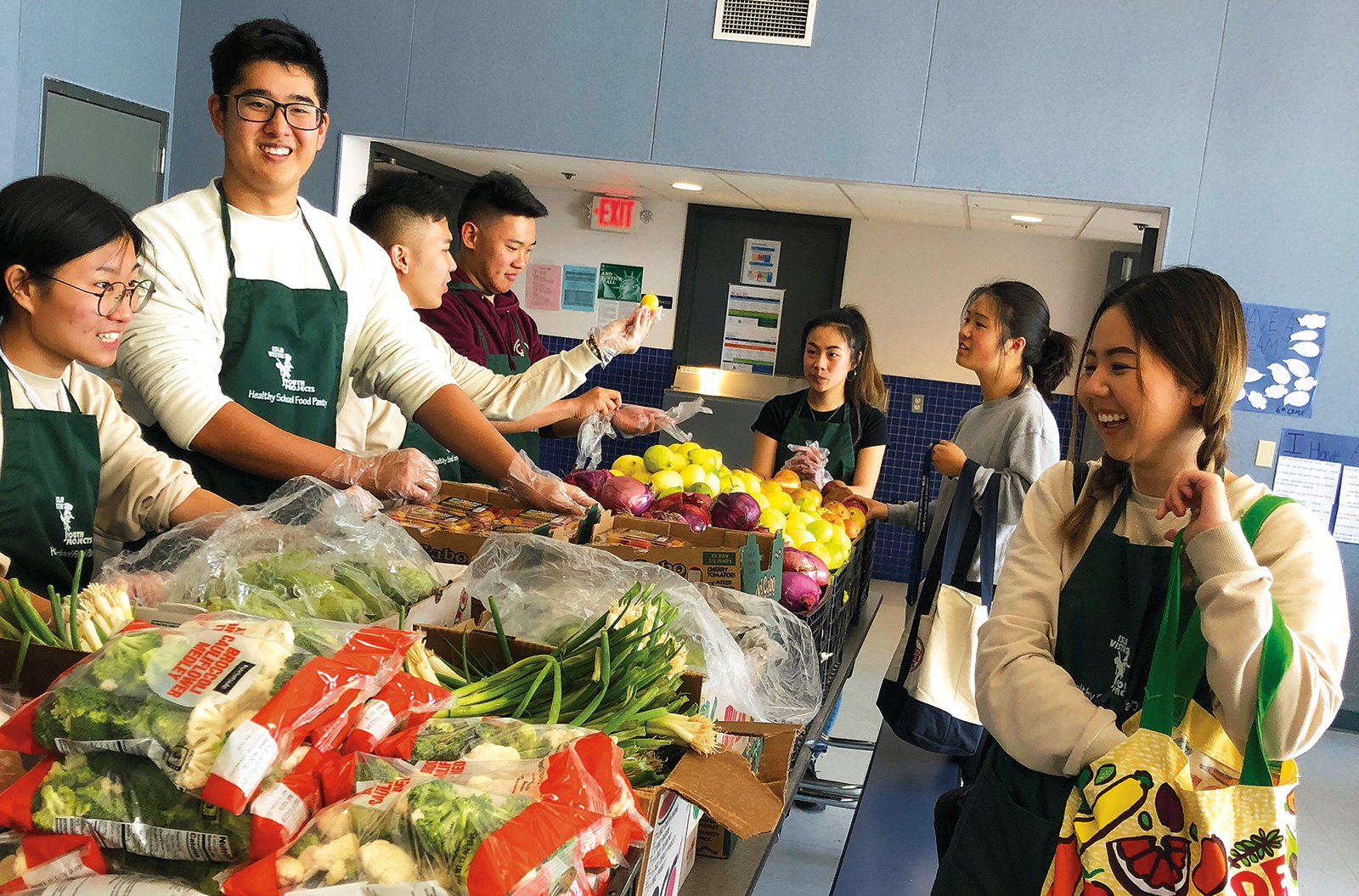 IVYP and Isla Vista Food Co-op partner for community impact